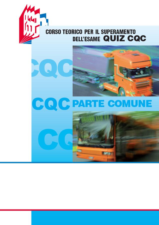 Copertina CQC Allievi-Comune