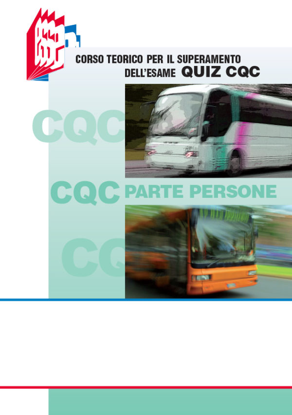 Copertina CQC Allievi