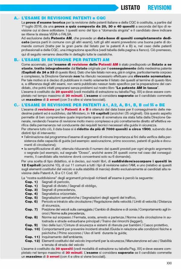 Listato Revisioni 07