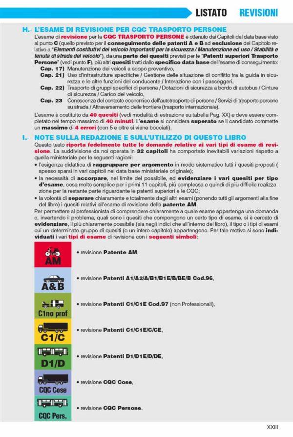 Listato Revisioni 09