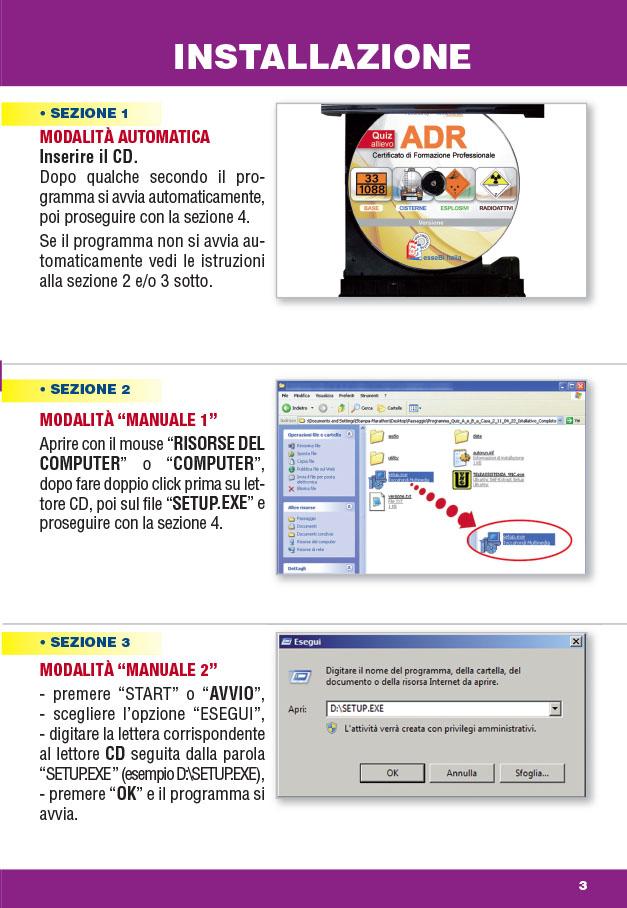 Libretto DVDcard ADR 3