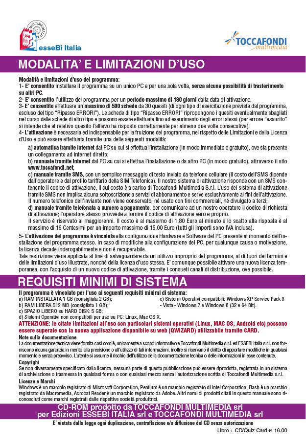 Libretto DVDcard ADR 8