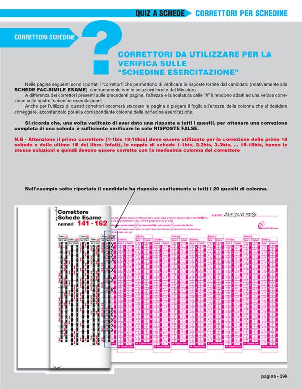 I Quiz A Schede Tutti I Quiz Ministeriali Disposti A Schede Fac