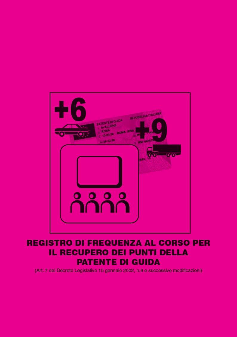 RegistriPUNTI-FREQUENZA