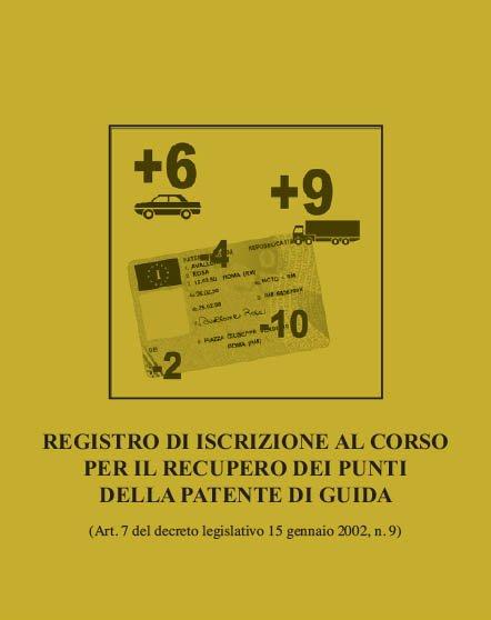 RegistriPUNTI-ISCRIZ