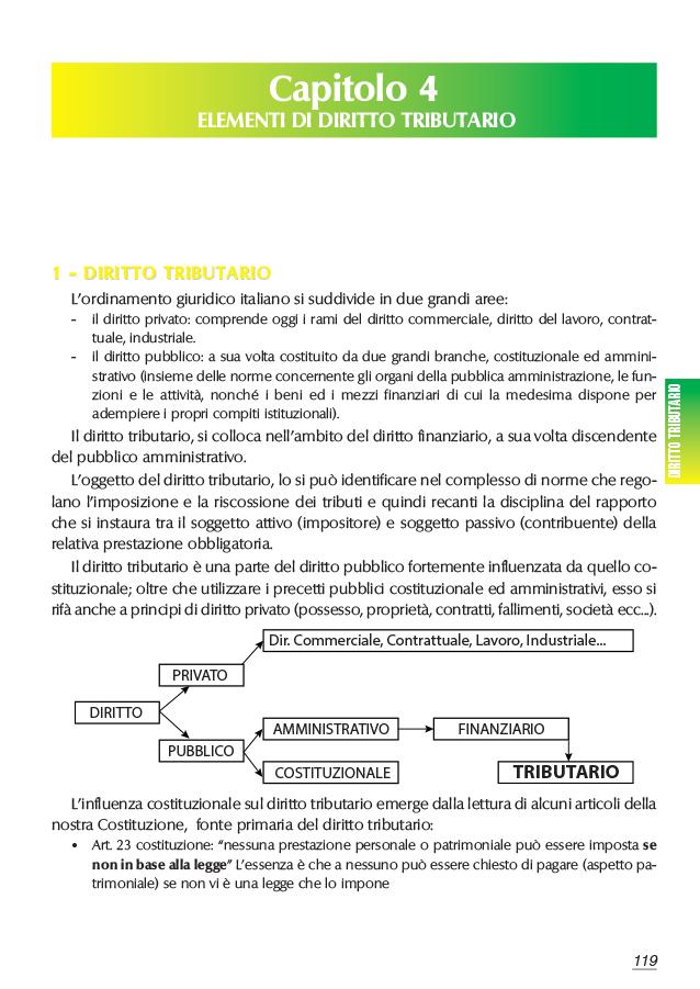 04 Diritto TRIBUTARIO